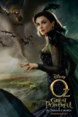 Oz: The Great and Powerful - Rachel Weisz als Evanora poster