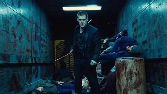 Josh Brolin in Oldboy