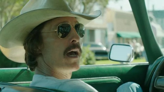 matthew mcconaughey in dallas buyer club
