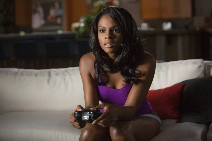 tika sumpter in ride along