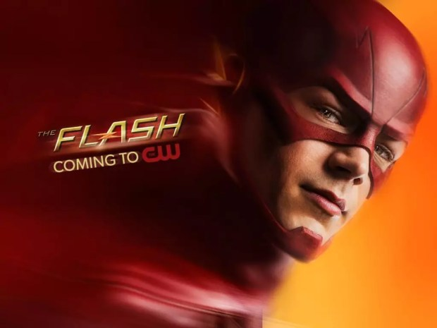 The Flash series van The CW Television Network wallpaper