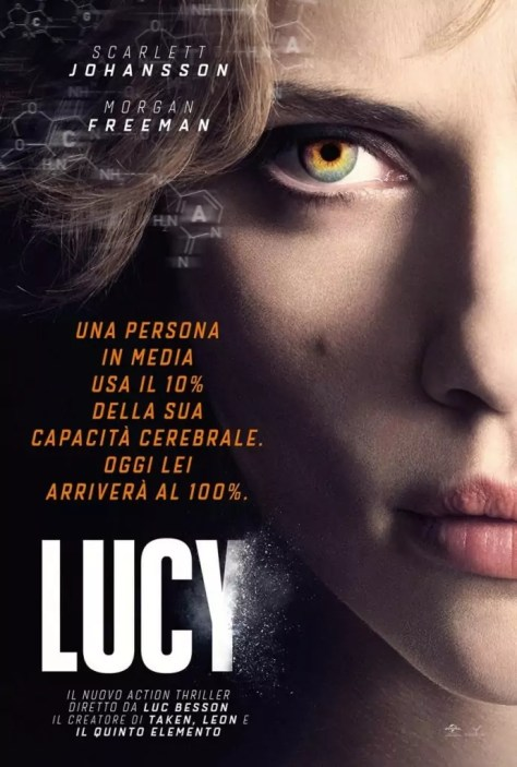 Spaanse Lucy poster