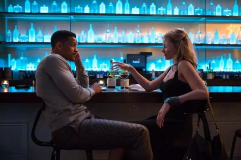 will smith en margot robbie in focus
