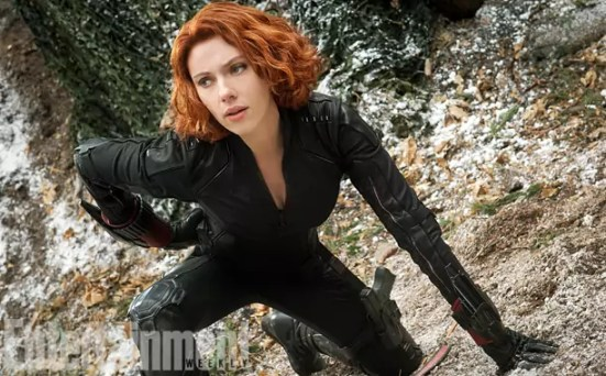 scarlett johansson in avengers age of ultron