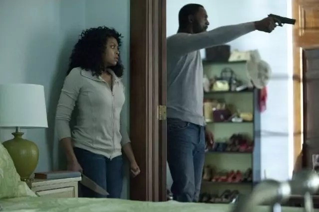 Idris Elba en Taraji P. Henson in No Good Deed