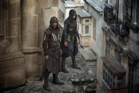 Assassin's Creed trailer met Michael Fassbender