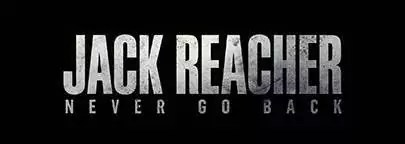 jack reacher never go back logo