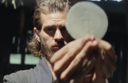Andrew Garfield in Martin Scorsese Silence trailer