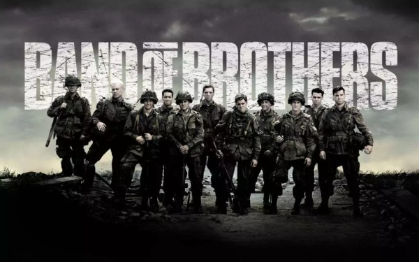 Band of Brothers is een van de beste televisieseries aller tijde