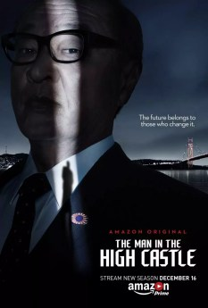 Cary-Hiroyuki Tagawa in The Man in the High Castle S2 poster