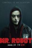 Mr Robot S2 karakterposters Elliot