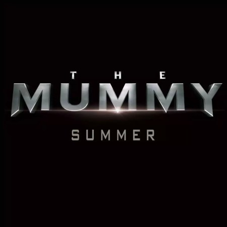 The Mummy 2017 logo
