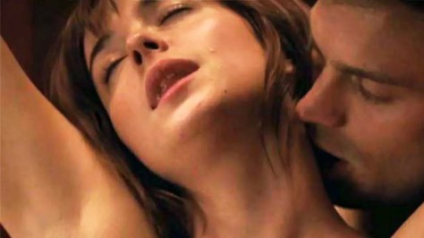 De pikante seksscènes uit de Fifty Shades of Grey-franchise