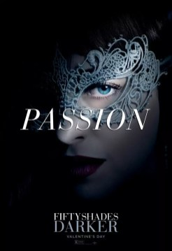 Fifty Shades Darker karakterposters Passion
