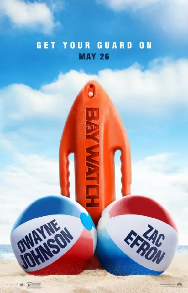 Expliciete Baywatch 2017 poster