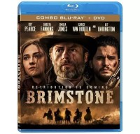 Brimstone Blu-Ray cover