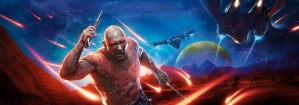 Guardians of the Galaxy 2 banners - Drax