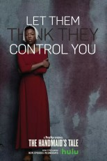 Handmaidens Tale karakterposters - Let them Think They Control you met Samira Wiley