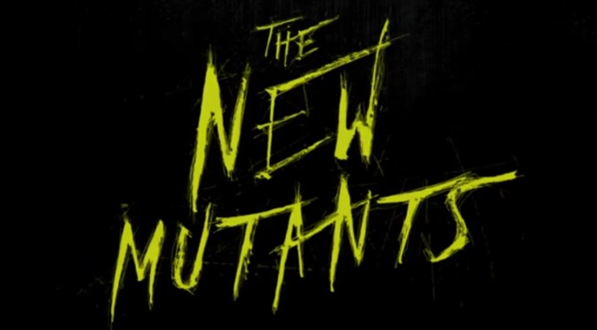 X-Men New Mutants logo