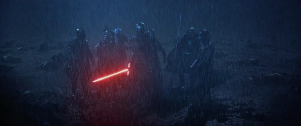 Krijgen we The Knights of Ren prominent in beeld in Star Wars IX?