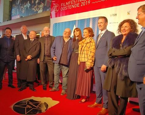 Monica Bellucci en co Filmfestival Oostende 2019