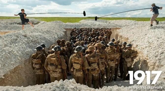 Sam Mendes' 1917 eert de Wapenstilstand in Ieper