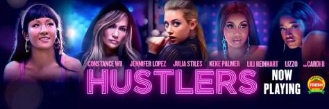 Hustlers banner