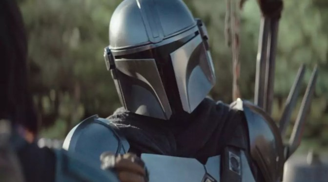 The Mandalorian trailer #2 op Disney Plus