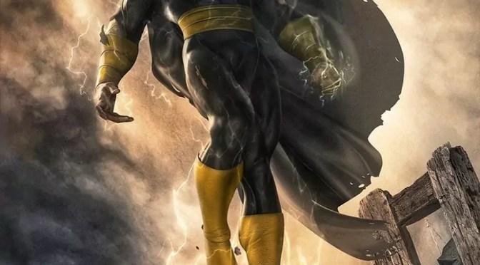 Eerste kijk op Dwayne Johnson als Black Adam voor DC Film
