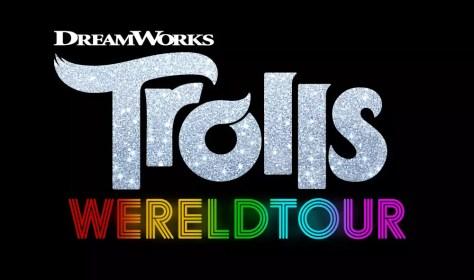 Trolls 2 Wereldtour banner