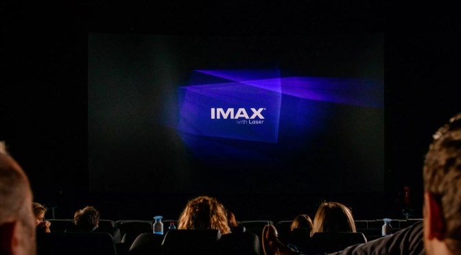 Inhuldiging IMAX-zaal in Kinepolis Antwerpen