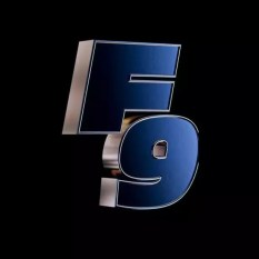 Fast and Furious F9 logo