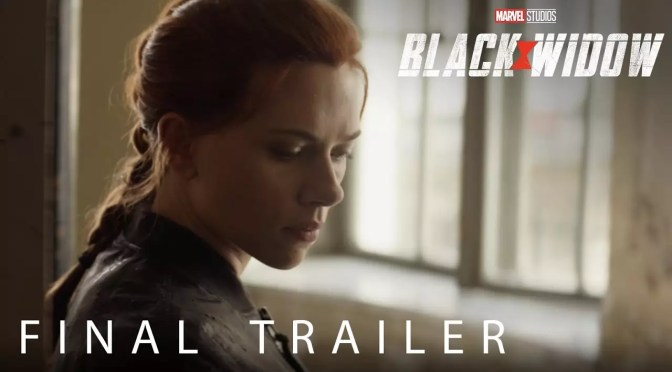 Finale Black Widow trailer #3