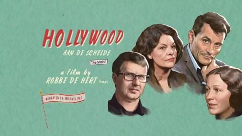 Hollywood aan de Schelde banner