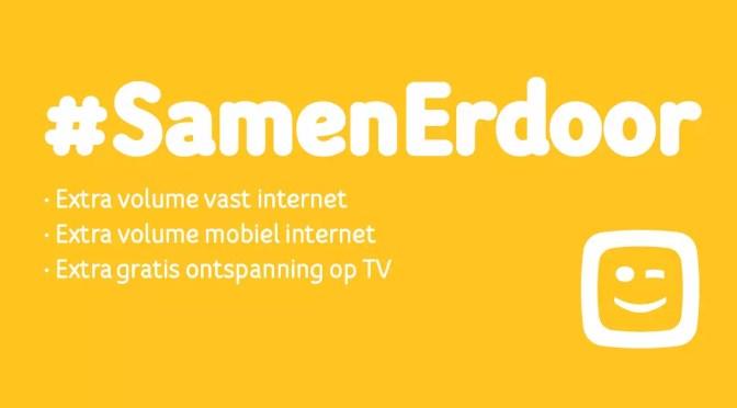 Ook Telenet komt met COVID-19 promo om Belgen te entertainen tijdens lockdown