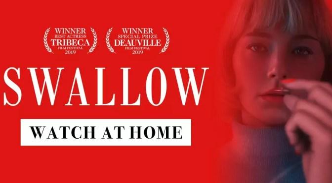 Swallow recensie op Cinema bij je Thuis door Lumière