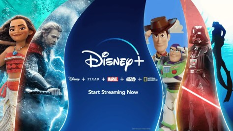 Disney Plus België start op in september 2020