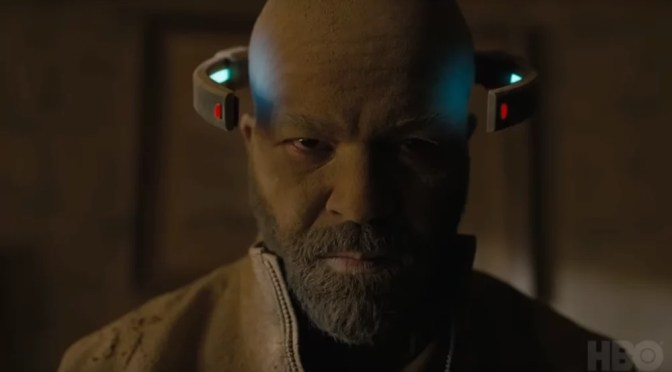 Jeffrey Wright in Westworld HBO S3 seizoensfinale