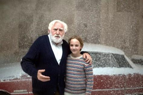 Jan Decleir in Vlaamse kerstfilm De Familie Claus