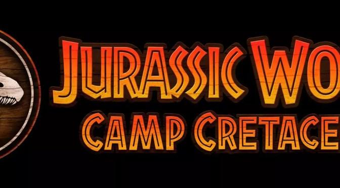 Jurassic World Kamp Krijtastisch Netflix logo