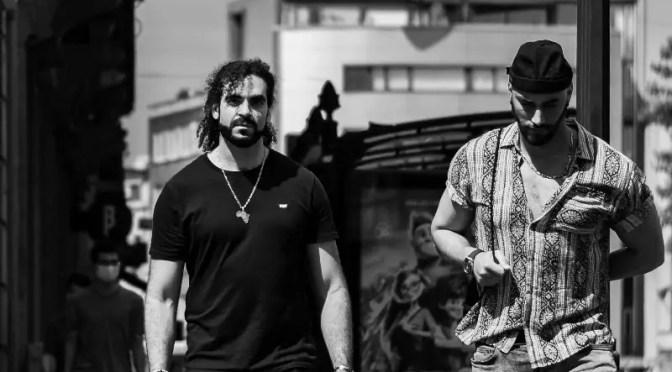 Belgische regisseurs Adil El Arbi en Bilall Fallah