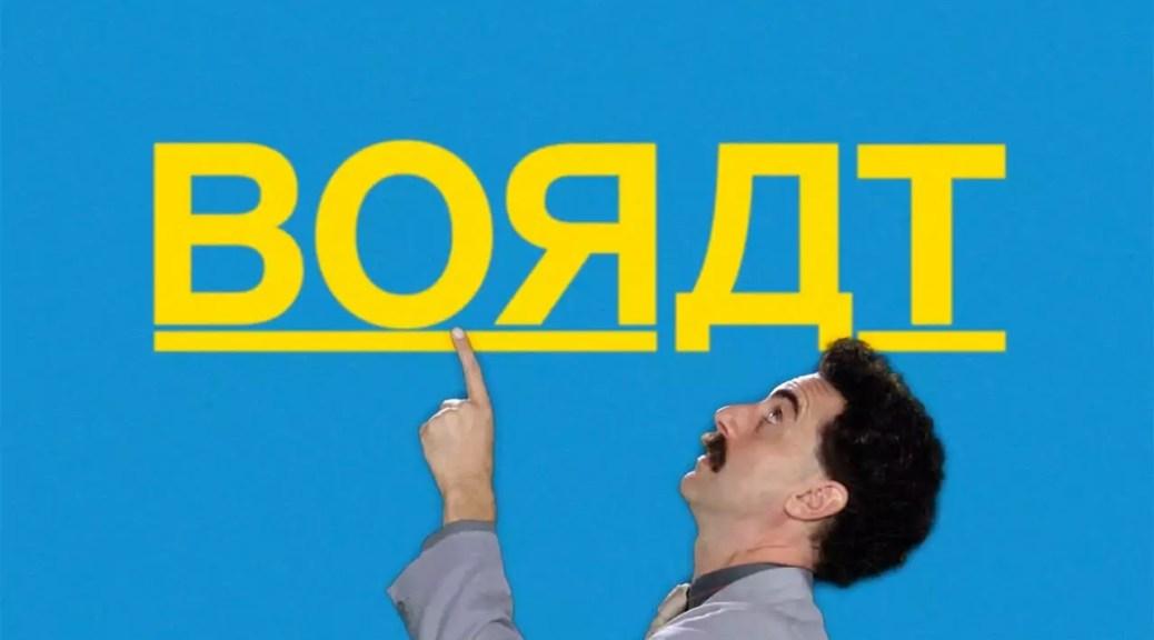 Borat 2 komt naar Amazon Prime Video vanaf 23 oktober 2020