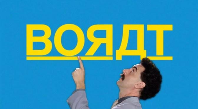 Borat Subsequent Moviefilm recensie op Amazon Prime Video