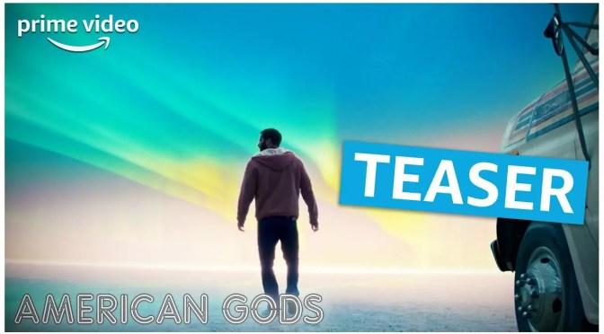 American Gods S3 komt op 11 januari 2021 naar Amazon Prime Video