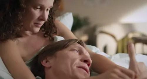 Kom hier dat ik u kus trailer met Tanya Zabarylo