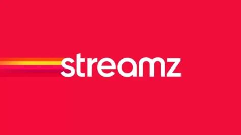 Streamz logo roos