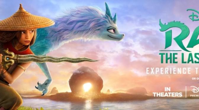 VIP-toegang komt vanaf 5 maart 2021 naar Disney Plus België met Raya and the Last Dragon