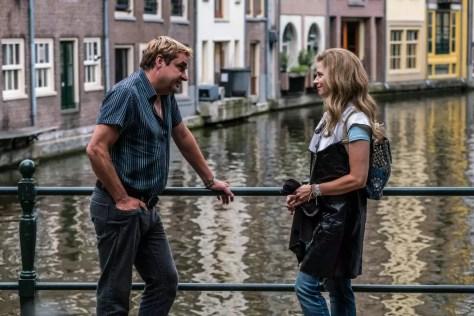 Frank Lammers alias Ferry Bouman en Elise Schaap in Ferry de Film op Netflix België