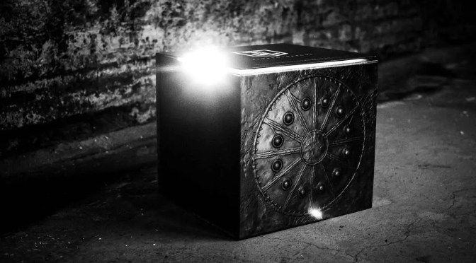 Justice League Zack Snyder Mother Box