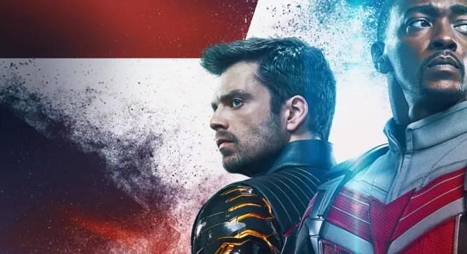 Falcon and the Winter Soldier recensie op Disney Plus België